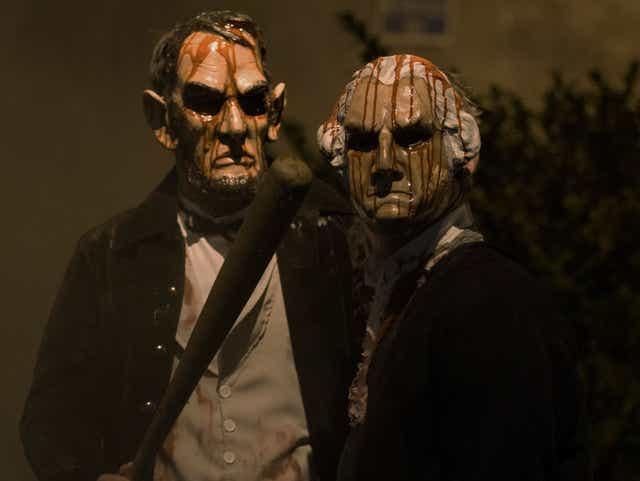 The Purge/Any Zombie Movie.
