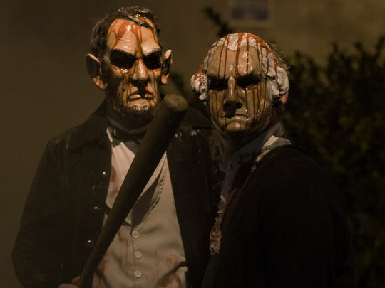 Every Purge Movie Ranked Including The First Purge