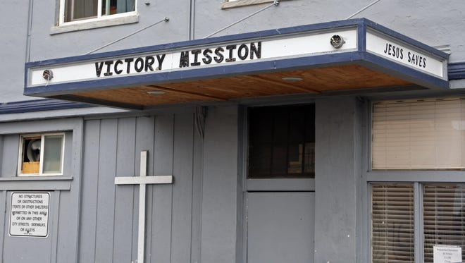 Victory Mission in Salinas.