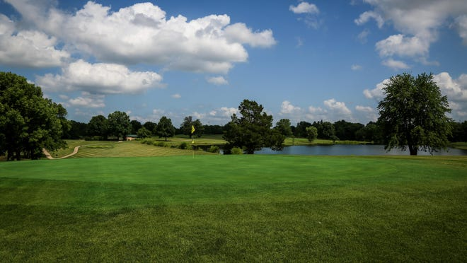 Rock Bridge head boys golf coach Stuart Smith's idea to provide a tournament atmosphere for prep golfers this summer turned into the Mid-Missouri High School Golf Summer Series, which begins Tuesday at L.A. Nickell Golf Course, pictured.