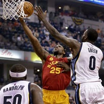 Rakeem Christmas provides unexpected boost in win