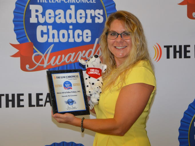 The 2017 Leaf-Chronicle Readers Choice reception was