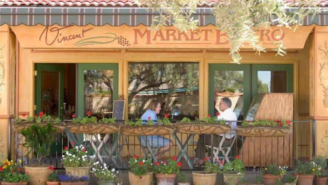 Vincent Market Bistro.