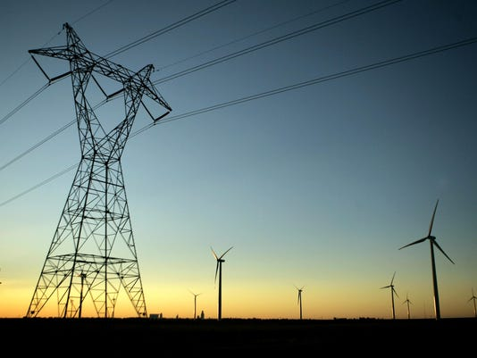 Infrastructure Power Grid Renewable Energy