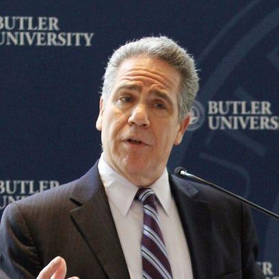 Butler president James Danko is speaking out against