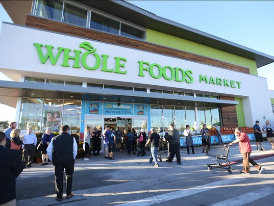 Whole Foods Market Stores By Region
