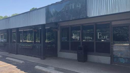 Itty Bitty Bar in Park Township shut down Sunday after at least two employees tested positive for COVID-19.