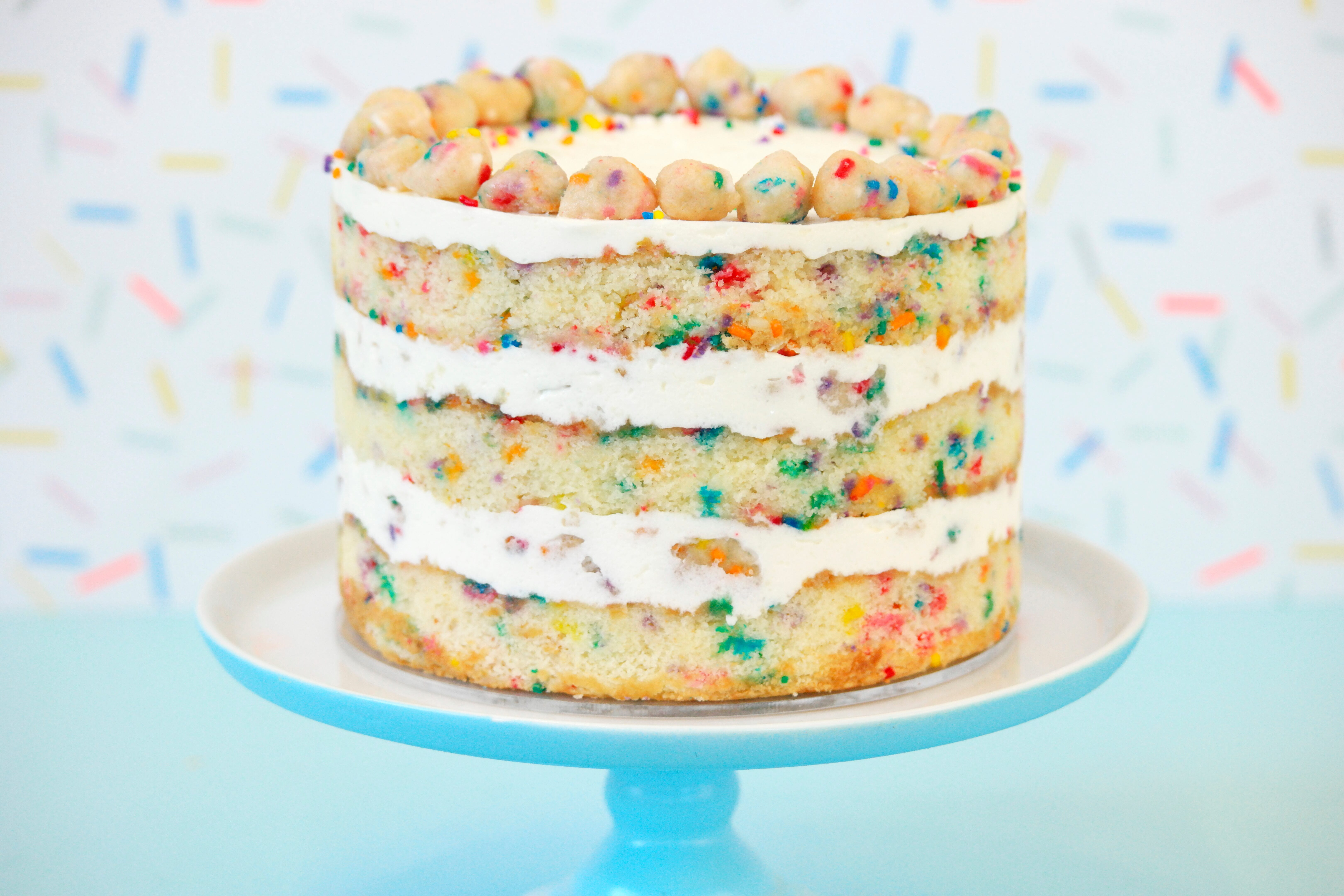 Birthday cakeflavored desserts across America