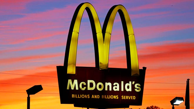 McDonald's has pulled salads from more than 3,000 restaurants after they were associated with a Cyclospora illness outbreak in six states, including Wisconsin.