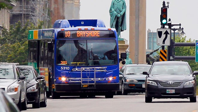 The Wisconsin Legislature has a chance in this budget to create a transportation system for everyone in Wisconsin, including the thousands who rely on buses, argue the leaders of WISDOM, MICAH and SOPHIA in an op-ed.