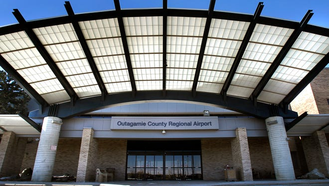 Construction of the south general aviation ramp expansion project at Outagamie County Regional Airport will be inaugurated with a ceremony at 11 a.m. Friday at the airport's Platinum Flight Center.