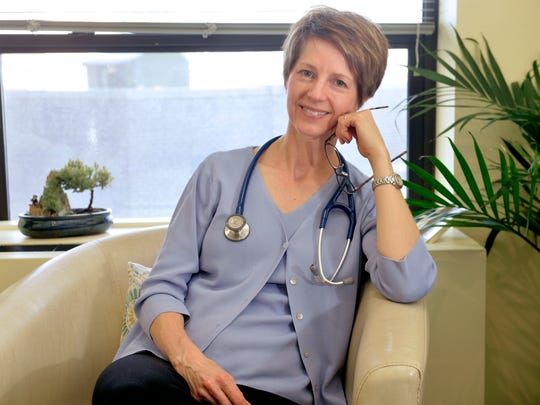 Dr. Loy Anderson started her own medical practice,