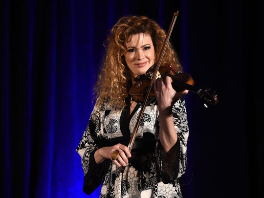 Miri Ben-Ari will perform May 26 at Indiana Roof Ballroom