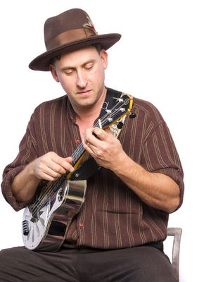 Marc Revenson will perform a family-friendly concert at Mauthe Lake on Sept. 3.
