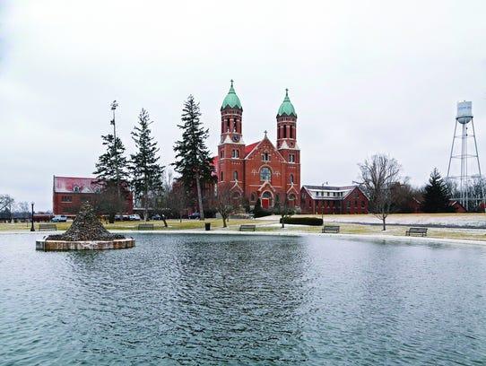 Saint Joseph's College in Rensselaer.