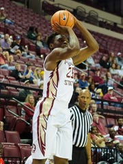 Florida State redshirt freshman Mfiondu Kabengele trained intensely with assistant coach Stan Jones this offseason.