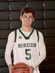 Henry Walsh, from Phoenix Horizon, is the Arizona Sports Awards Academic All-Star of the Week for Dec. 8-15.