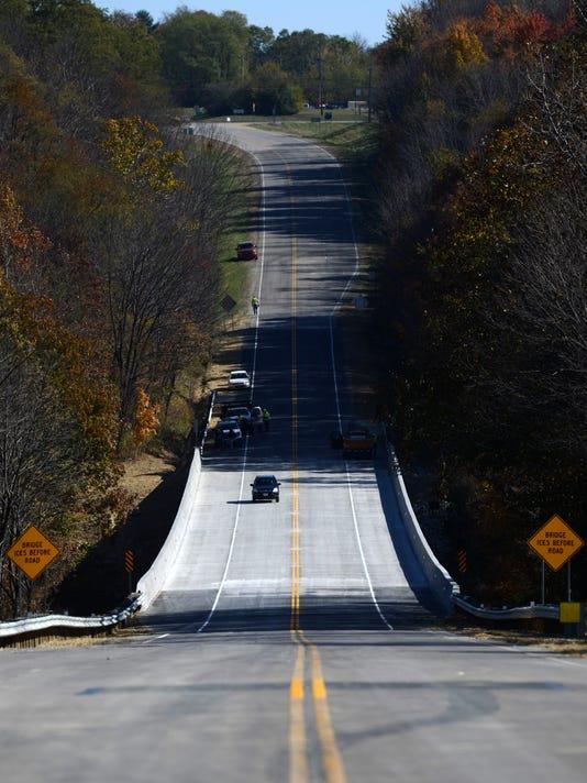 Rushville bridge