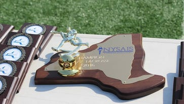 Hackley won the NYSAIS championship on Wednesday, beating RCDS 12-9.