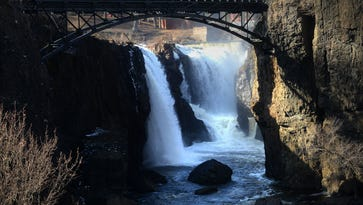 A plot of land overlooking Paterson's iconic Great Falls will be preserved as open space.
