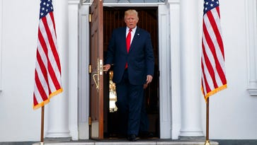 Trump says opioid crisis a national emergency