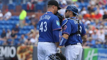 Hall of Famer Mike Piazza looking for more from Travis d'Arnaud, Kevin Plawecki