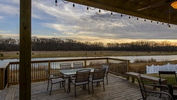 Take a Virtual Tour: $360K West Lafayette home with water views