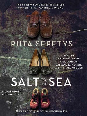"""Salt to the Sea"" is the 2018 Fox Cities Reads selection."