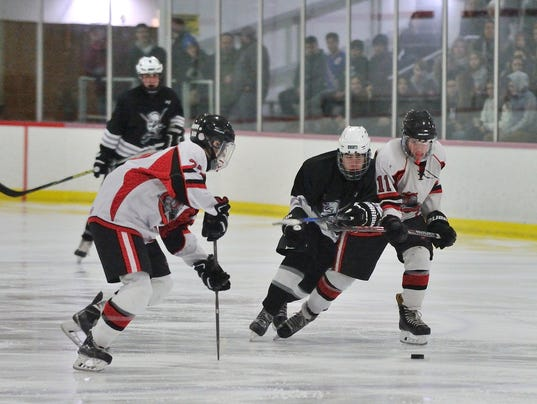 Boys Ice Hockey: Passaic County Tournament Final