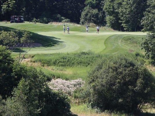 Hudson Hills Golf Course