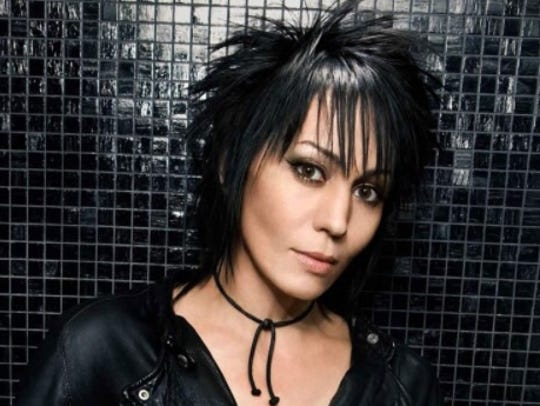 Tickets are on sale now for Joan Jett's May 6 appearance
