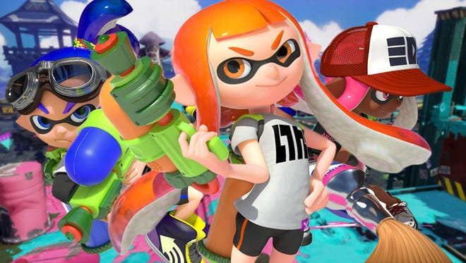 Looking fresh, dude. Or girl. Here's a list of various gear for Nintendo's new shooter, Splatoon.