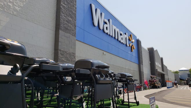 After a two-year expansion project, Walmart, located within North Brunswick Plaza at 979 Route 1 South,   is now a 24-hour Supercenter.