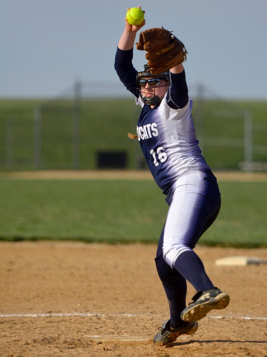 PHOTOS: Dallastown vs. Kennard Dale softball
