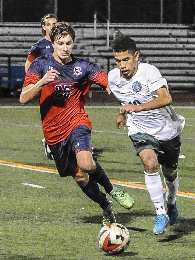 Northwest Jersey Athletic Conference boys soccer honors