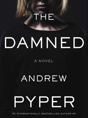"""Cover of """"The Damned"""" by Andrew Pyper"""