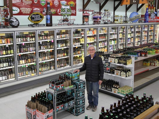 Capital Market owner Henry Fu has built a reputation as Salem's source for imported beer and microbrews.