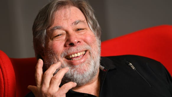 Apple co-founder Steve Wozniak talks about leaving