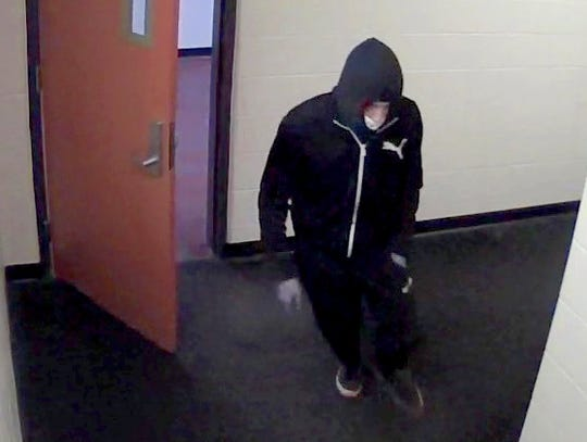 The suspect in a deadly stabbing at Binghamton University
