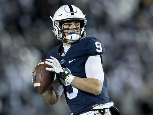 Penn State builds big first-half lead, holds off Nebraska, 56-44