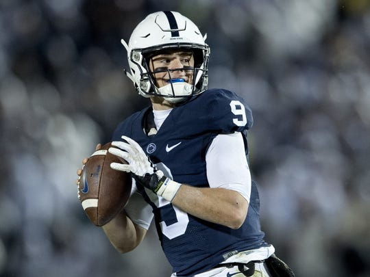 3. Penn State (11-2): The Nittany Lions lost their