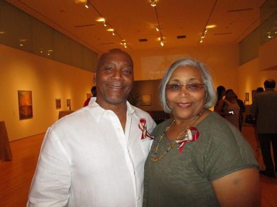 Roy and Roslyn Williams