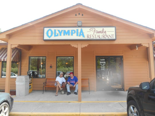 Olympia Family Restaurant has been in the town of Greece for 37 years.