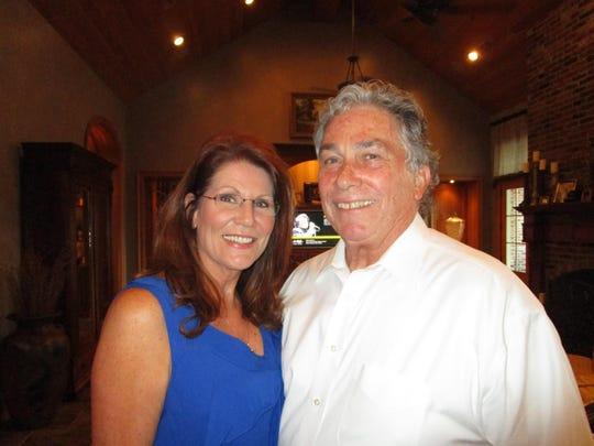 Rhonda and Charlie Moncla