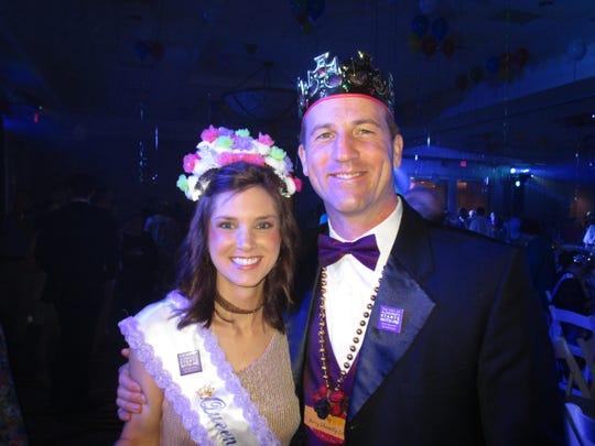 Beth Viator and Bill Lukasko