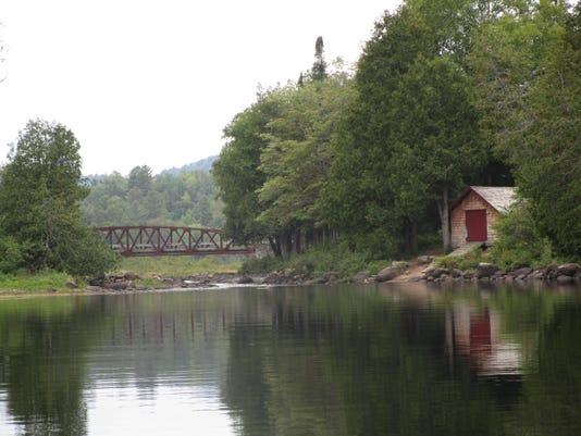 THIRD_Harris Lake cabin