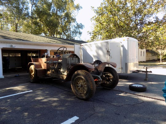 The Thomas County Historical Society will debut the completed restoration of the 1916 American LaFrance Fire Engine.