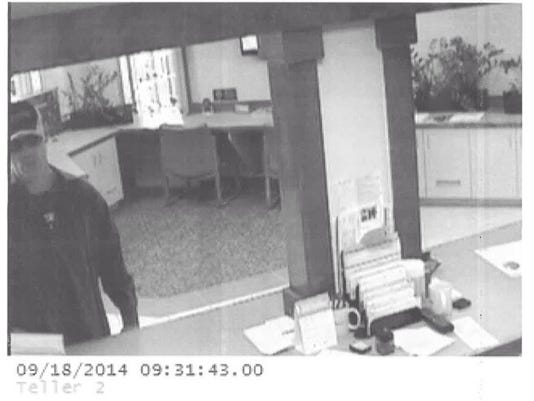 WSD bank robbed