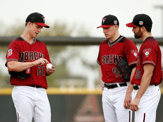 2016 DBacks Spring Training