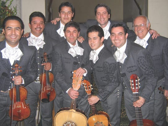 Mariachi Champana Nevin will perform with the York